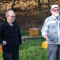 Flemming og Poul klar til undervisning